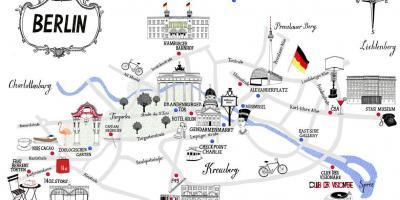 Karta Berlin Bvg.Berlin Map Kartor Berlin Tyskland